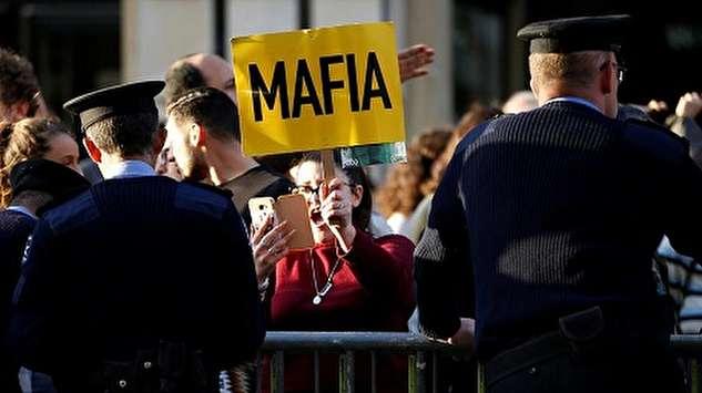 حمله با تخم مرغ به وزیر دادگستری مالت