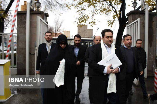 (عکس) ثبتنام داماد روحانی در انتخابات مجلس