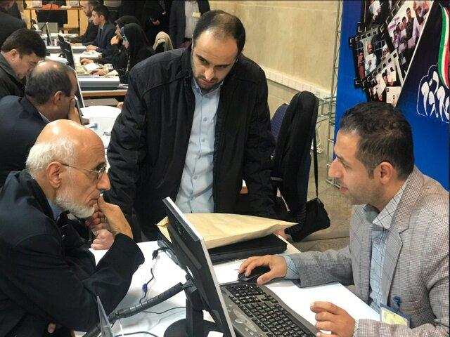 (عکس) «میرسلیم» داوطلب انتخابات مجلس شد