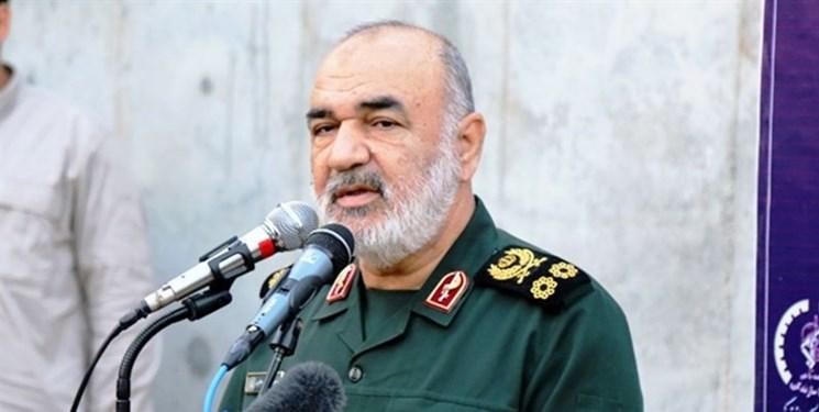 سردار سلامی: راهبردهای دشمنان در تحریمها شکست خورد