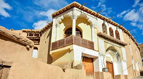 (تصاویر) خانه نیما یوشیج