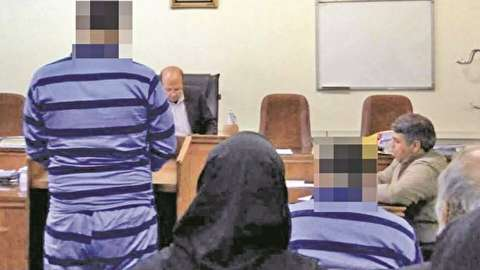 رابطه پنهانی با قتل شوهر زن جوان پایان یافت!