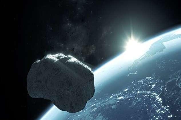 امروز سیارکی از کنار زمین میگذرد