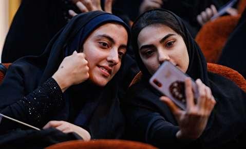 (تصاویر) حاشیههایی از روز دانشجو در دانشگاههای تهران