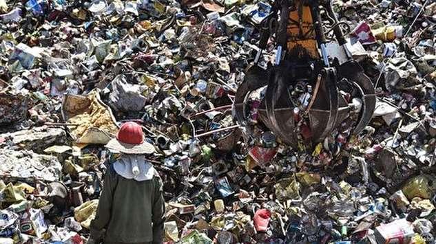 (ویدئو) ارتباط انباشت زباله با انتشار گاز متان چیست؟
