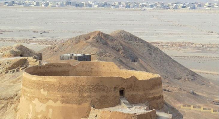 سفر به یزد؛ تجربه پائیز معتدل تاریخی