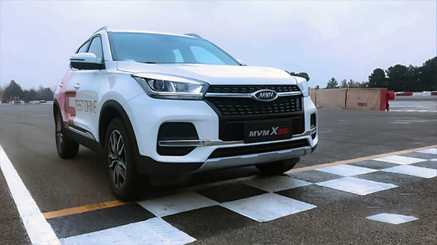 برای اولینبار طرح فروش خودروی جدید MVM X۵۵ آغاز شد