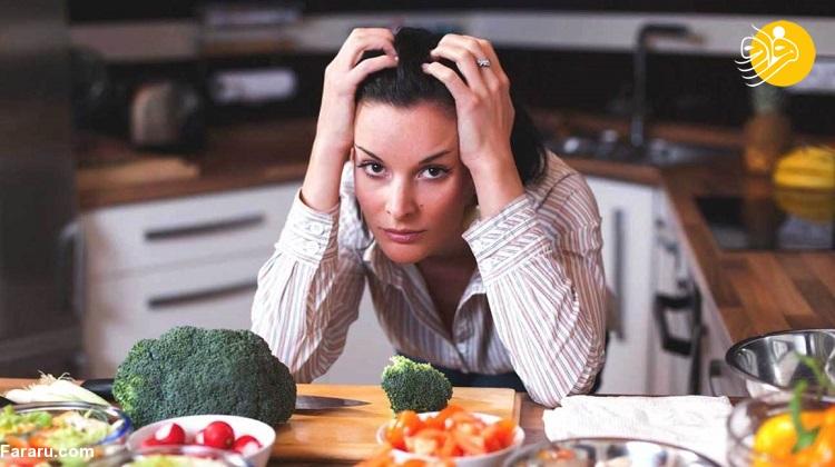 ۲۰ دلیل رایج عدم کاهش وزن