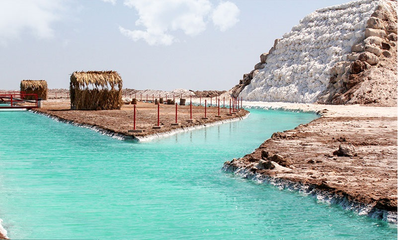 سفر به آبشار نمک خور؛ یلدای نمکین در دل طبیعت بکر