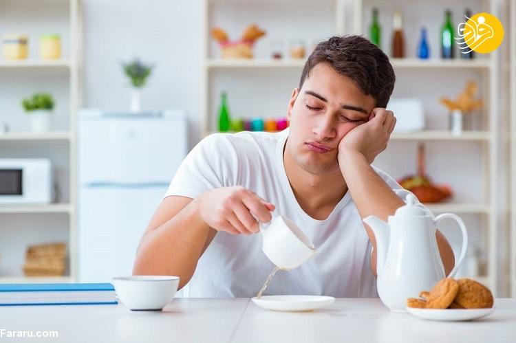 مقابله با خستگی: چه چیزی بخوریم و چگونه از آن جلوگیری کنیم؟
