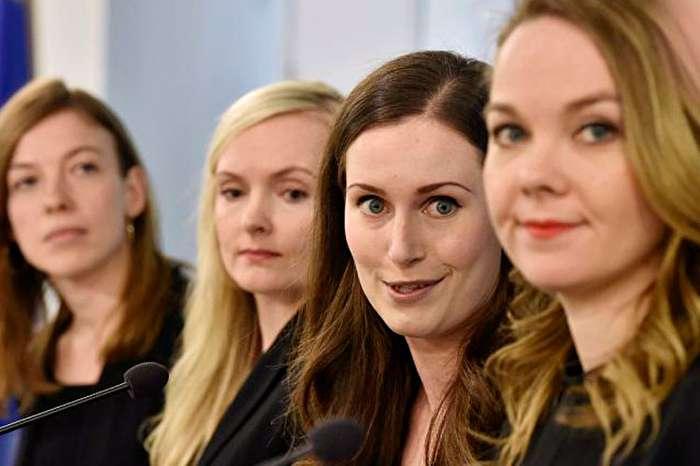 وقتی زنان جوان قدرت را در دست میگیرند