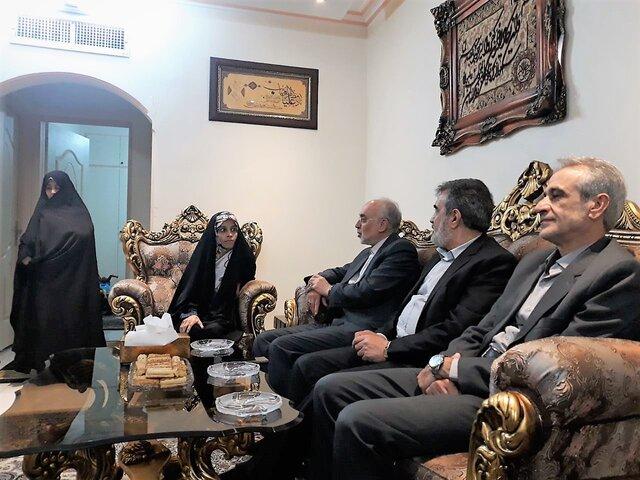 (عکس) زهرا عبدالمحمدی خبرنگار خبرگزاری فارس درگذشت