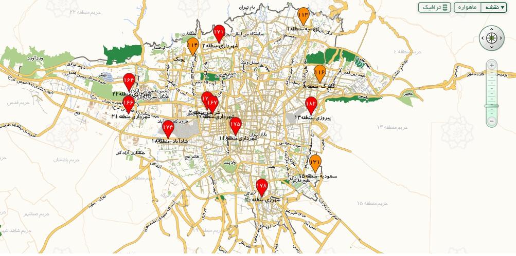 فردا دوشنبه تمامی مدارس استان تهران به جز ۲ شهرستان تعطیل شد