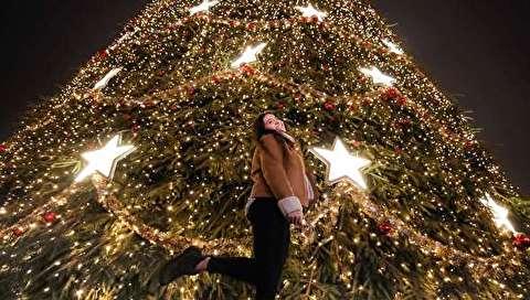 (تصاویر) درختان کریسمس خیره کننده در سراسر جهان