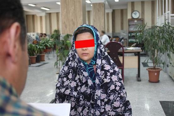 ماجرای زن ۲۱ که شوهرش را کُشت و دیروز اعدام شد