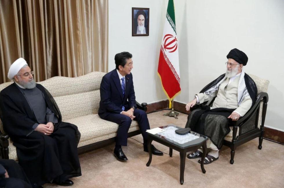ماموریت حسن روحانی در ژاپن