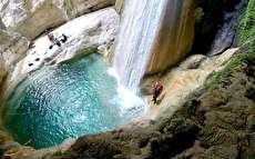 سفر به تنگه رِغِز، ماجراجویی پر هیجان در دل آبشارهای اعجاب انگیز