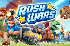 Rush Wars  (راش وارز) یک بازی جذاب و استراتژیک+ راهنمای نصب و دانلود