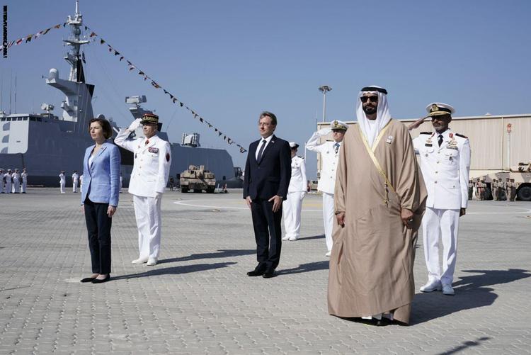 معنا و مفهوم ائتلاف دریایی اروپا در خلیج فارس