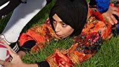 (تصاویر) به چالش کشیدن کلیشههای جنسیتی توسط دختران راگبیباز