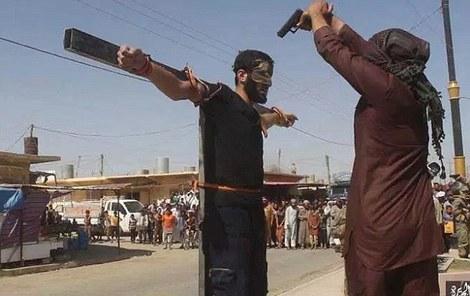 تصاویر افزایش اعدام های داعش در موصل