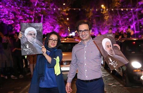 بررسی دلایل انتخاب روحانی توسط مردم در انتخابات