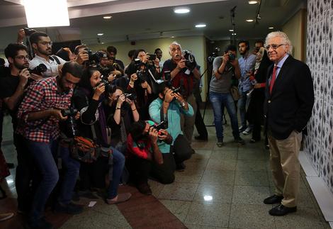 (تصاویر) بزرگداشت استاد مجید انتظامی 2793141