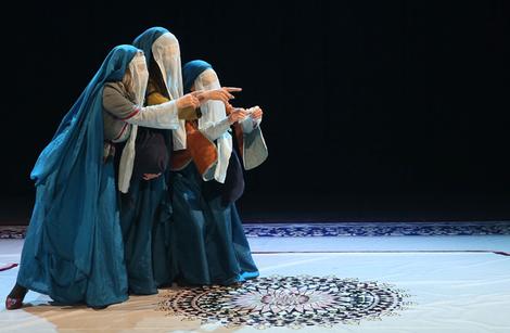(تصاویر) تئاتر کمدیموزیکال