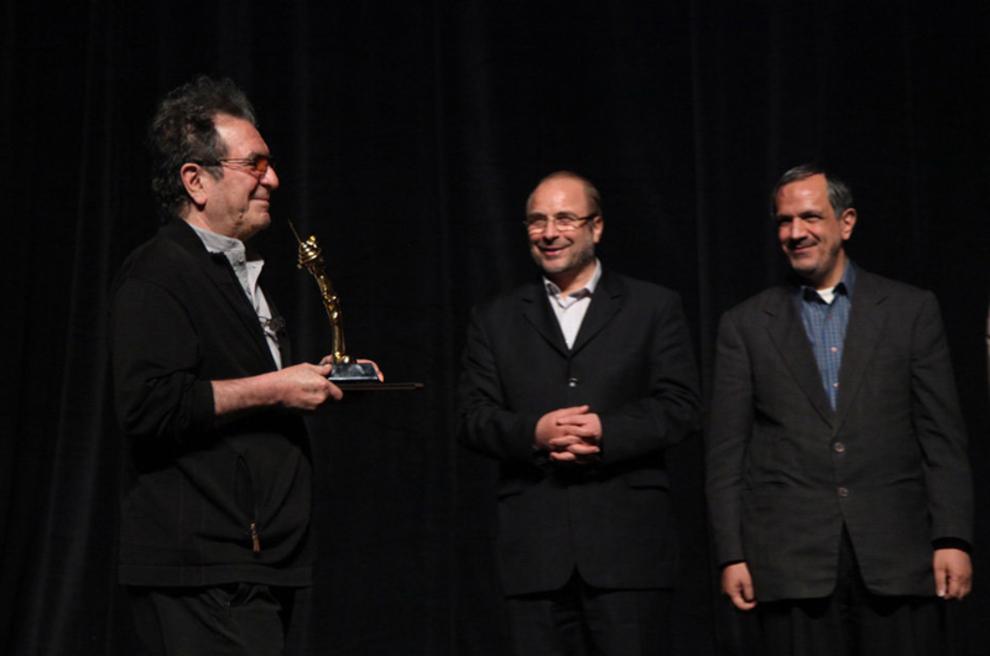 اختتامیه چهارمین جشنواره طنز طهران-1391