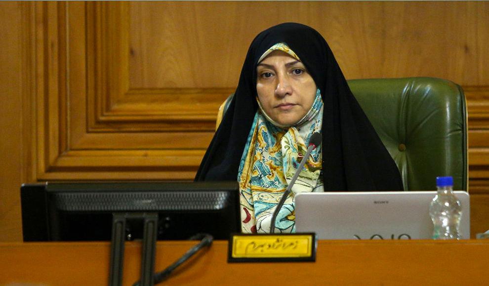 جلسه شورای شهر تهران. (برنا/ مسعود کاکاوند)