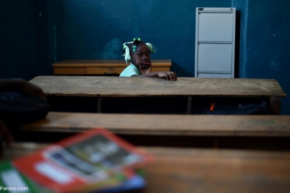 اولین روز مدرسه در هائیتی
