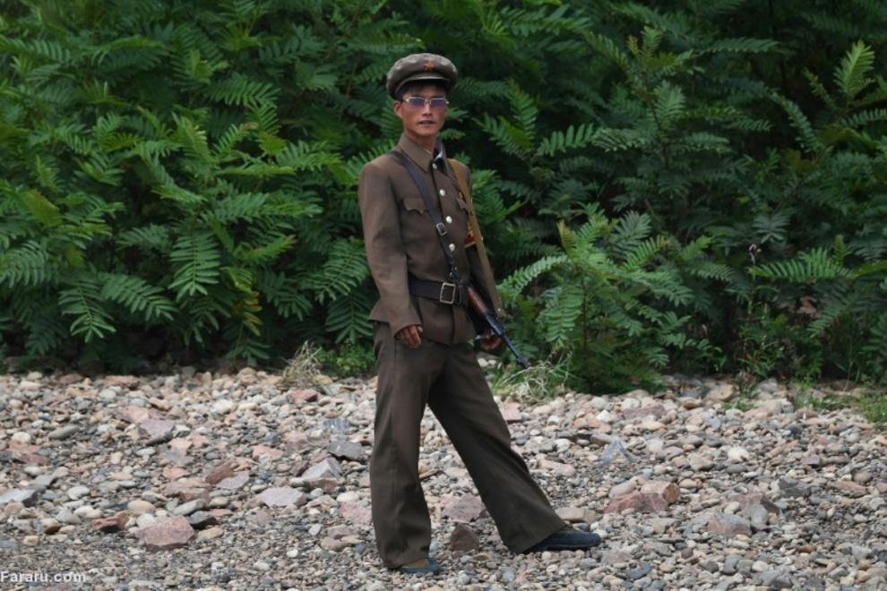 سرباز کره شمالی
