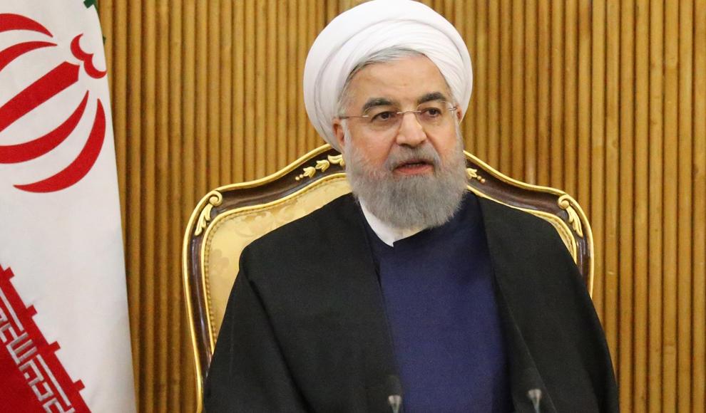 بازگشت رئیس جمهوری به تهران. (ایرنا/ محمد بابایی)