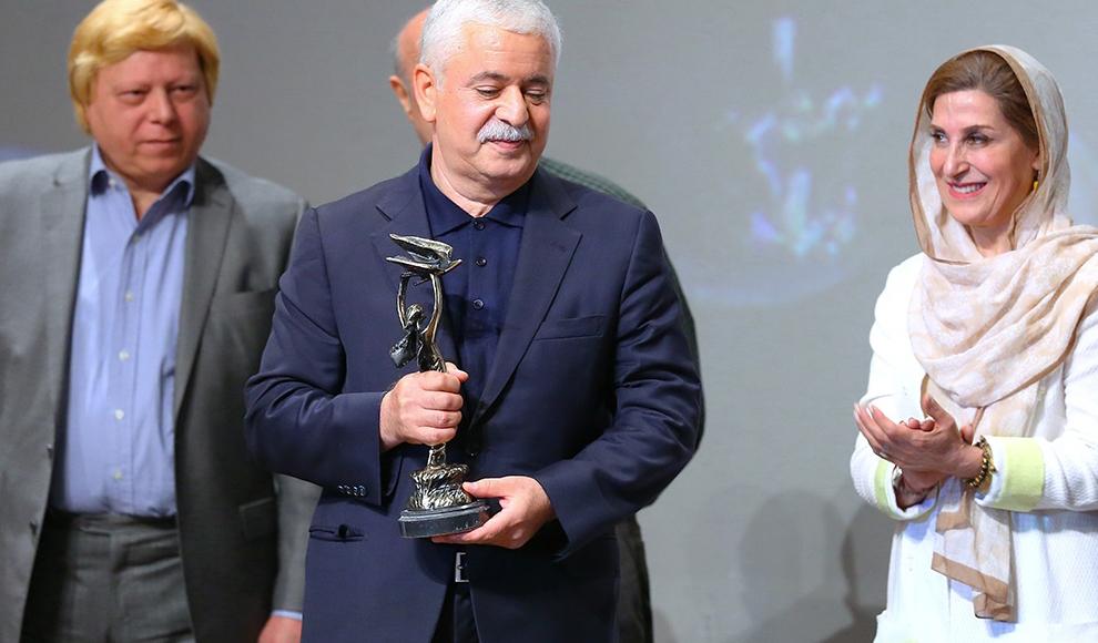 نوزدهمین جشن بزرگ سینمای ایران. (ایرنا/ عبدالله حیدری)