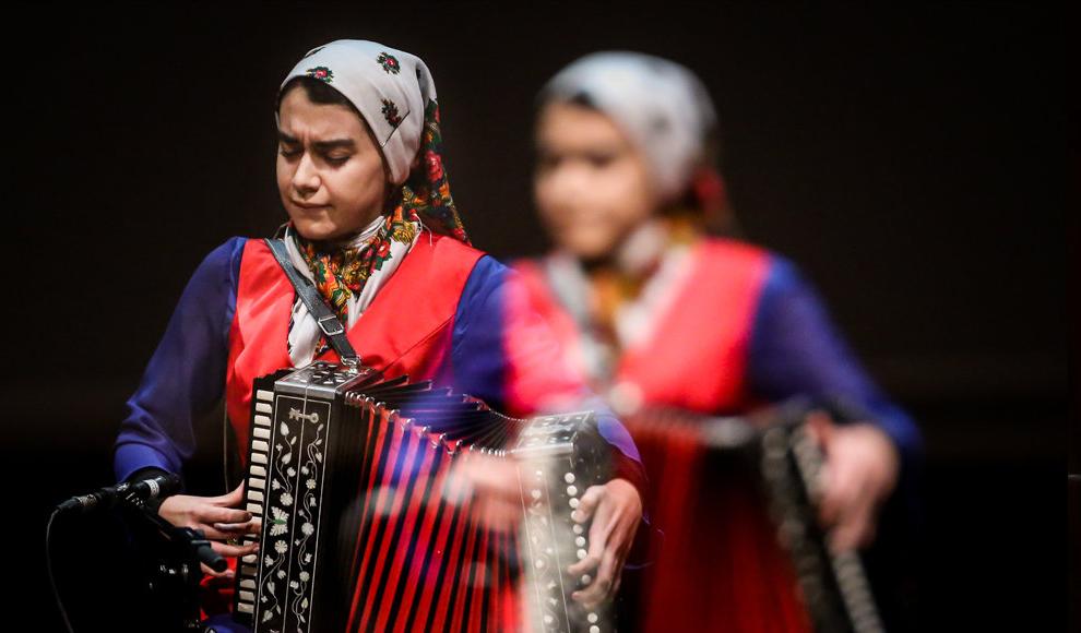 یازدهمین جشنواره ملی موسیقی جوان. (مهر/ مجید حقدوست)