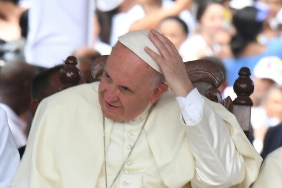 پاپ در کلمبیا