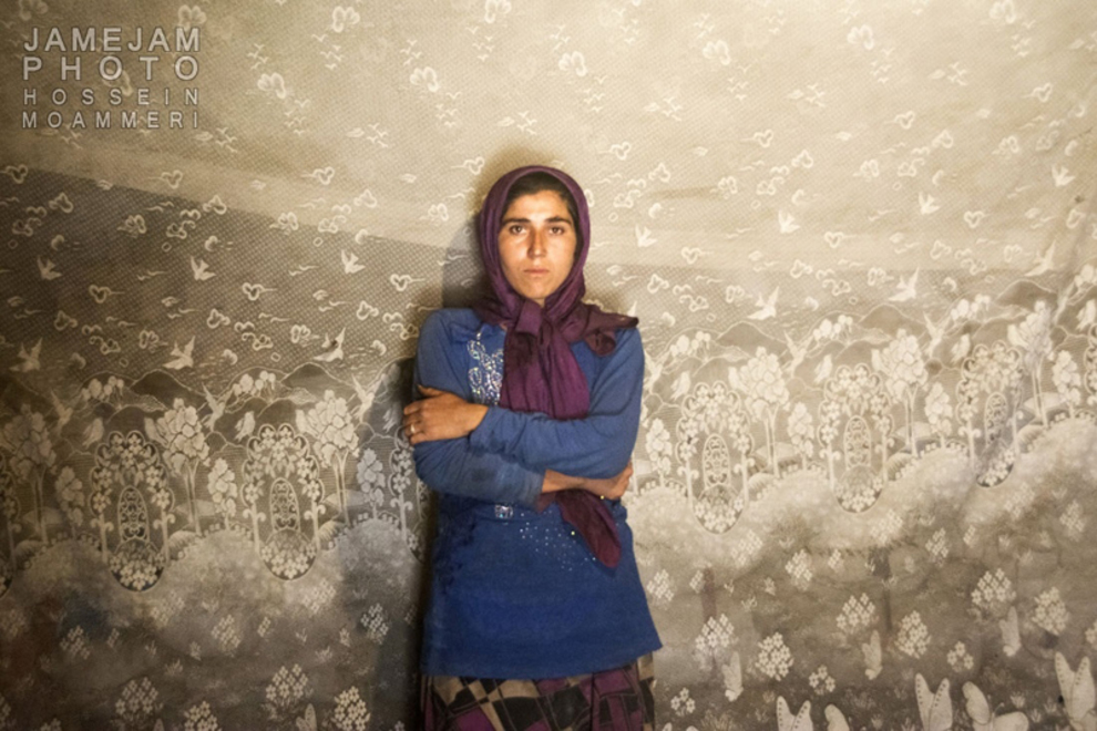 مریم نژدی پور، 25 سال