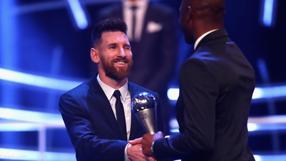 مراسم معرفی بهترینهای فوتبال جهان
