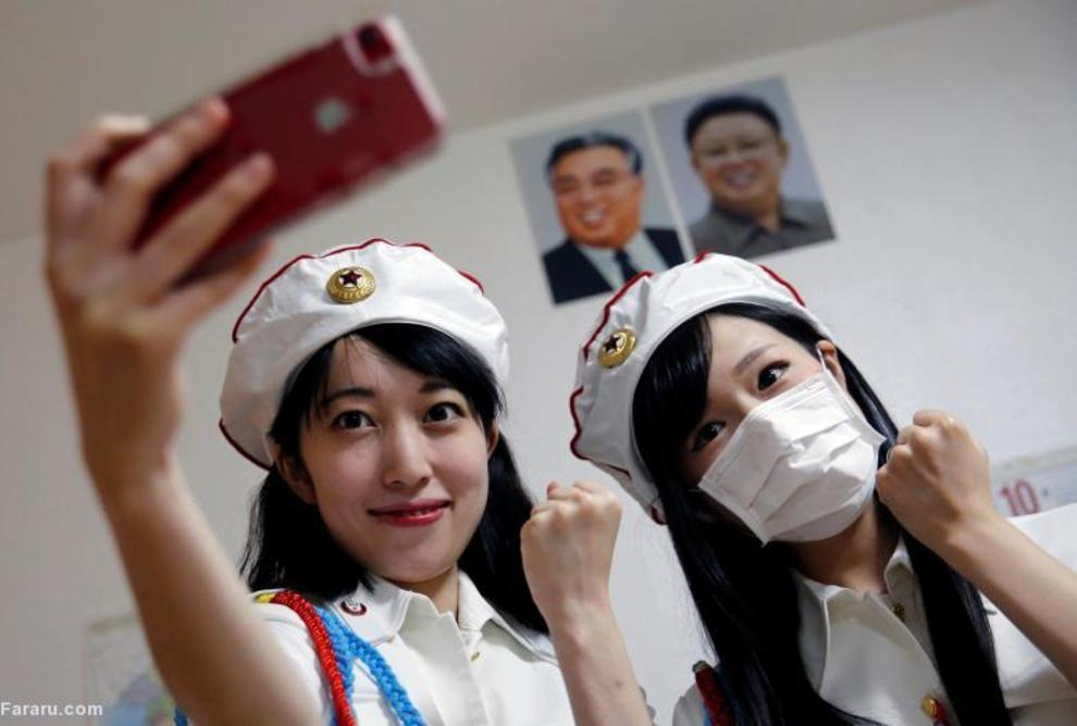 کلوب هواداران کره شمالی در توکیو