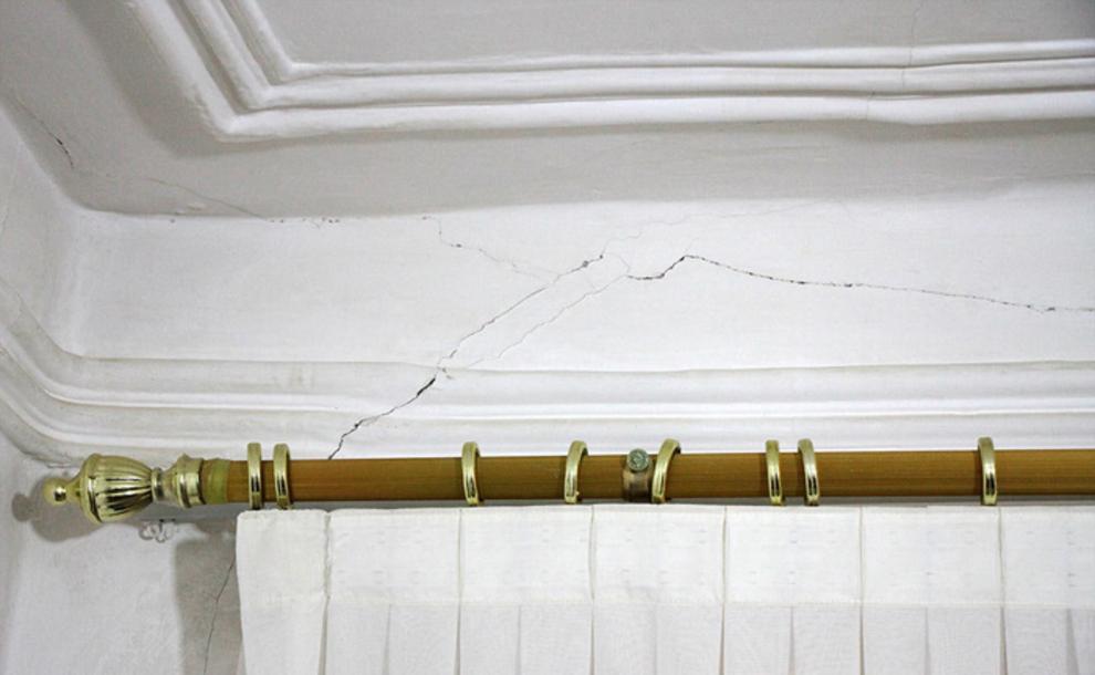 (تصاویر) خسارات زلزله در سنندج