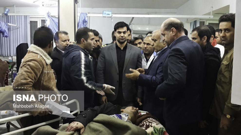 (تصاویر) بیمارستان اسلامآباد غرب در کرمانشاه
