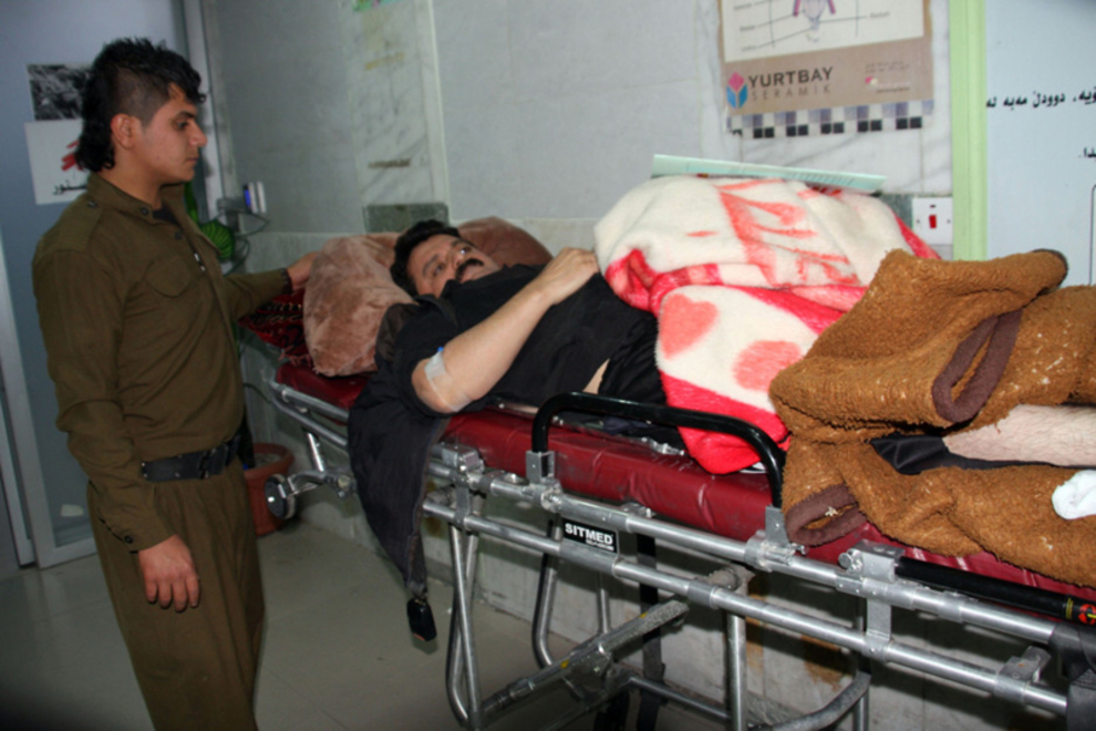 بیمارستان سلیمانیه عراق(گتی ایمیج)