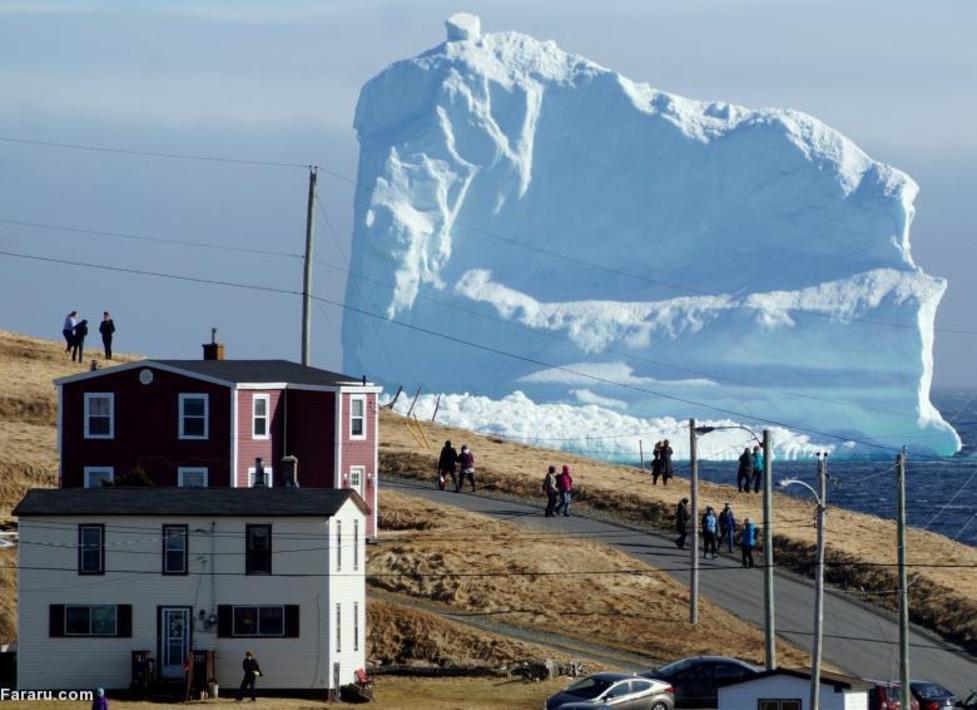 کو یخچال در نیوفاندلند کانادا