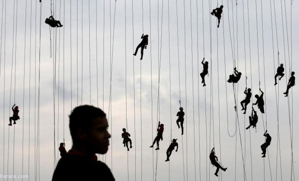 مسابقات پرش طناب در برزیل