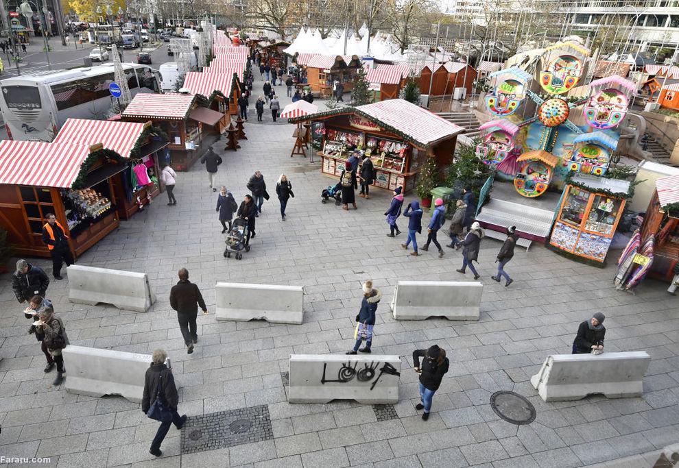 تکاپوی خرید سال نو در آلمان