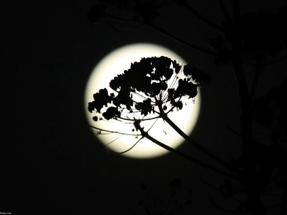 ابر ماه در قبرس