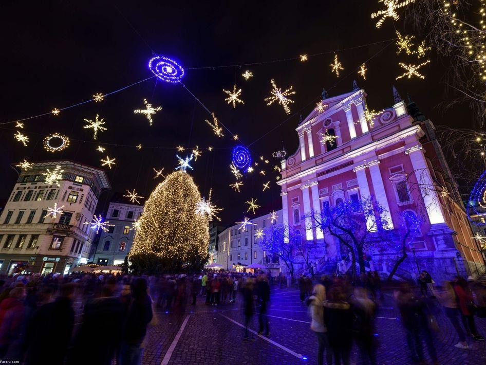 کریسمس در اسلوونی