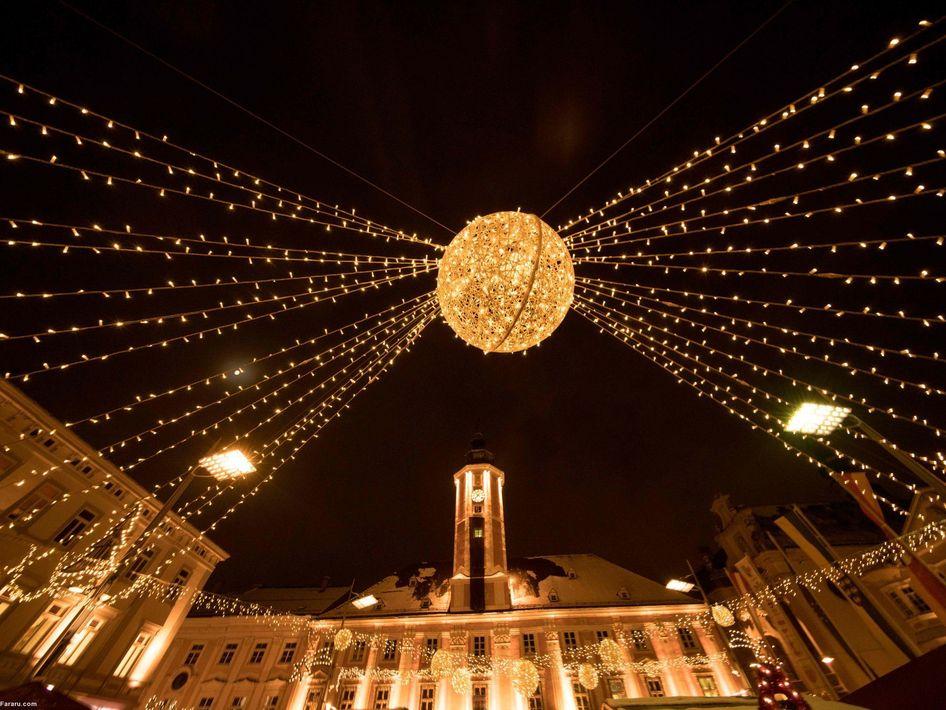 کریسمس در بازار اتریش