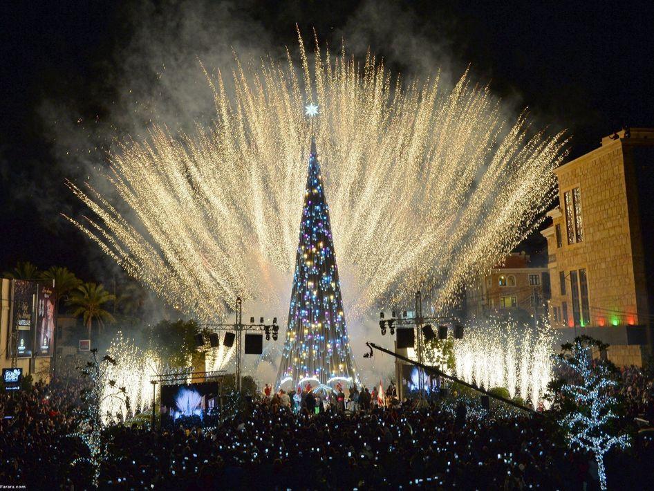 کریسمس در لبنان