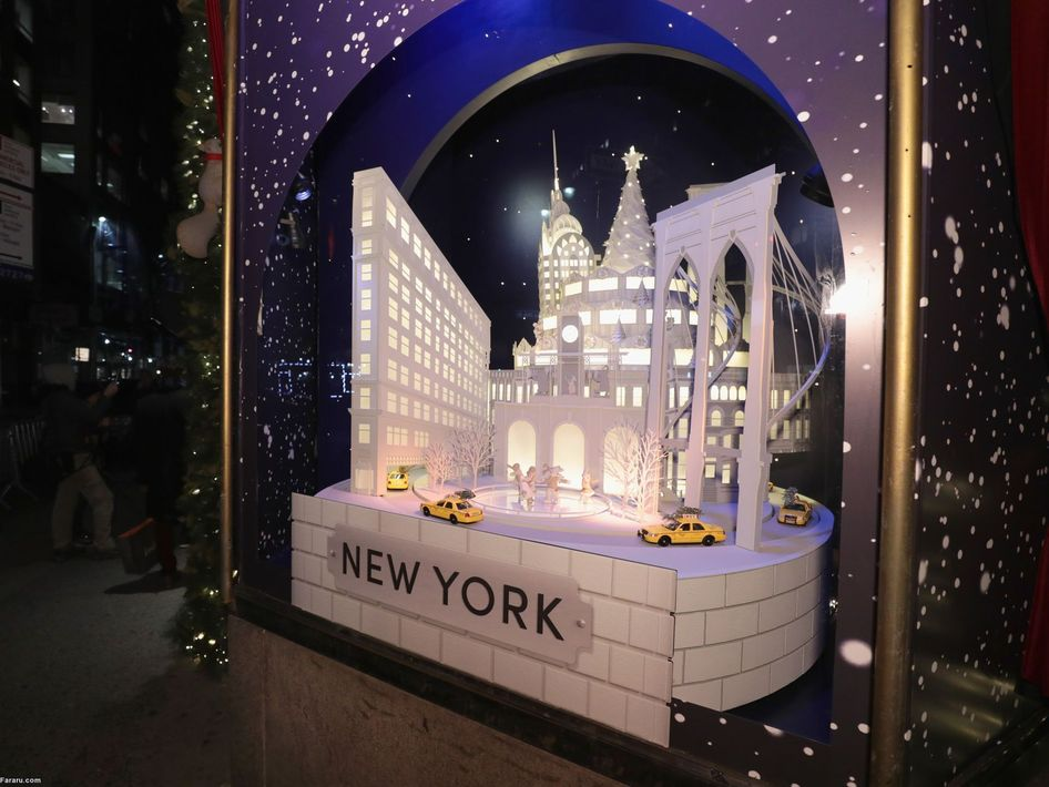 کریسمس در نیویورک